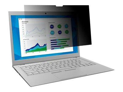 """3M Blickschutzfilter für Touch-Laptops mit 13,3"""" Widescreen– Standardgröße - Blickschutzfilter für Notebook - 33,8 cm Breitbild (13,3 Zoll Breitbild)"""