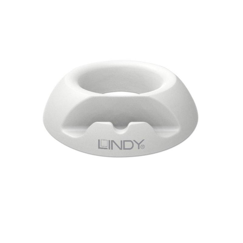 Lindy Aufstellung für Tablett - Silikongummi - weiß