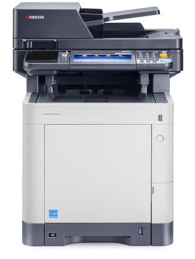 Kyocera ECOSYS M6035cidn - Multifunktionsdrucker - Farbe