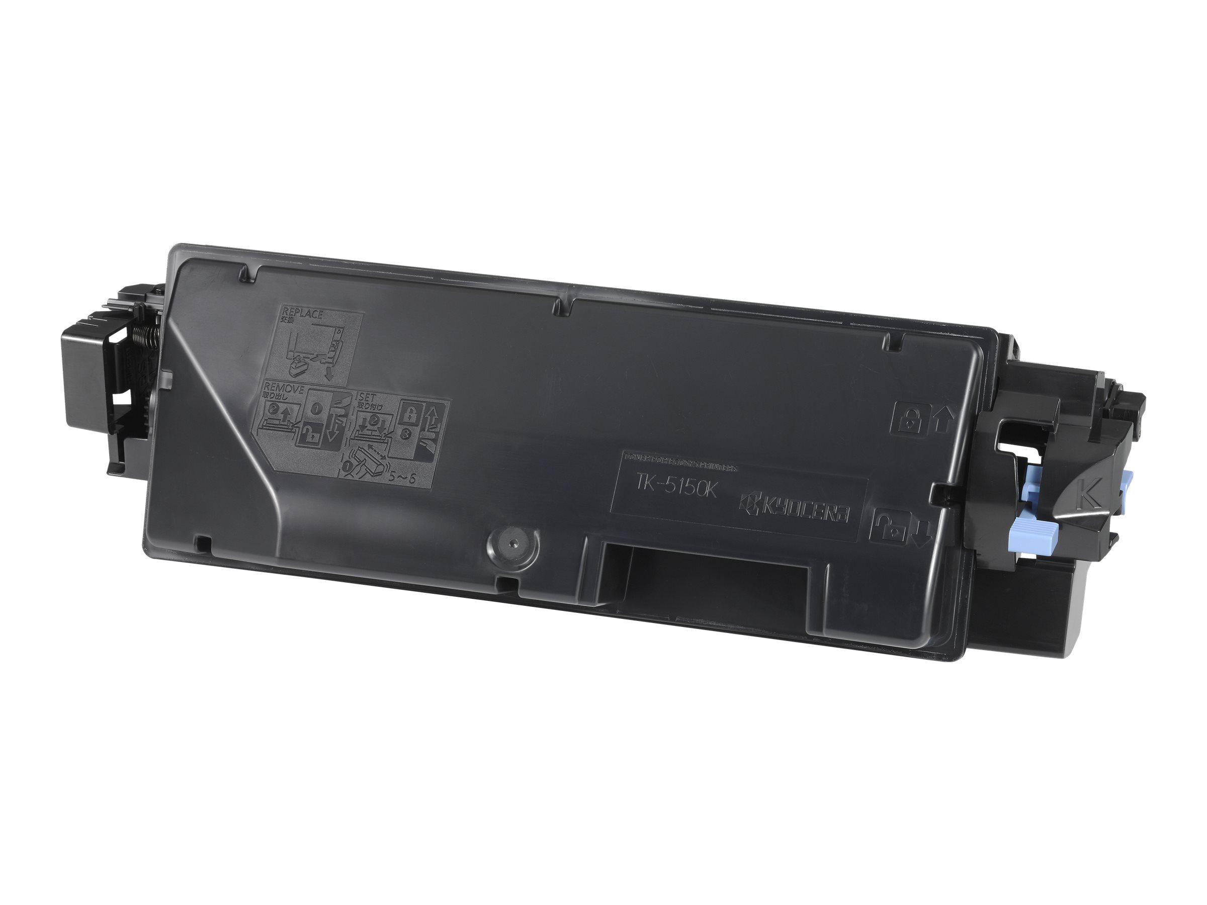 Kyocera TK 5150K - Schwarz - Original - Tonersatz