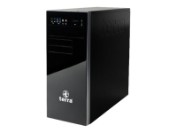 TERRA PC-GAMER 5900 - Komplettsystem - Core i5 4 GHz - RAM: 8 GB SDRAM - HDD: 2.000 GB Serial ATA - NVIDIA GeForce 1000