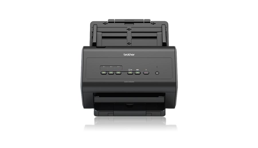 Brother ADS-2400N ADF scanner 600 x 600DPI A4 Schwarz Scanner