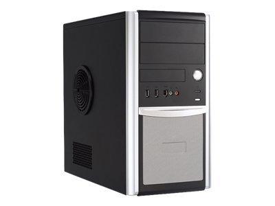 Chenbro PC310 - Tower - micro ATX 300 Watt (ATX12V/ PS/2)