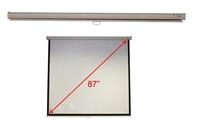 M87-S01MW Projektionsleinwand 2,21 m (87 Zoll) 1:1