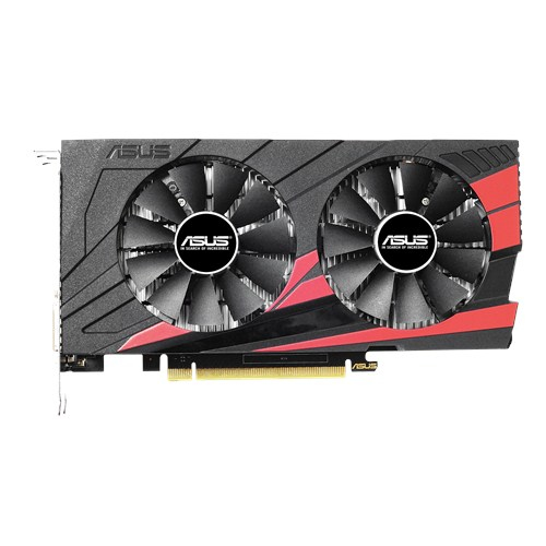 ASUS EX-GTX1050TI-4G GeForce GTX 1050 Ti 4GB GDDR5