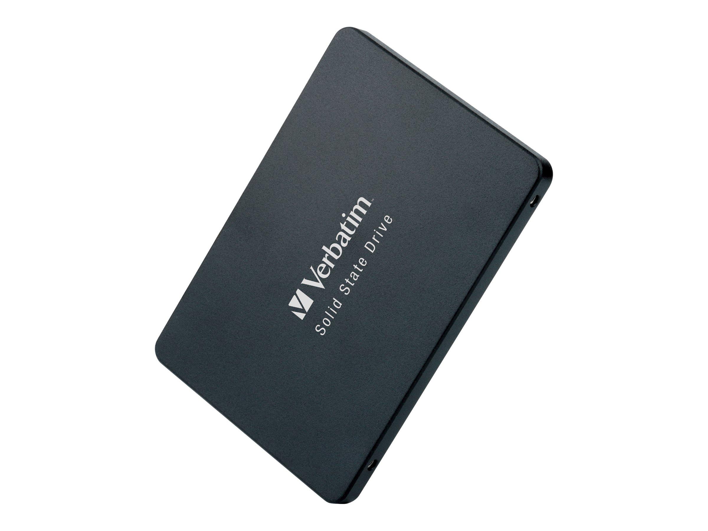 "Verbatim Vi500 S3 - 120 GB SSD - intern - 2.5"" (6.4 cm)"