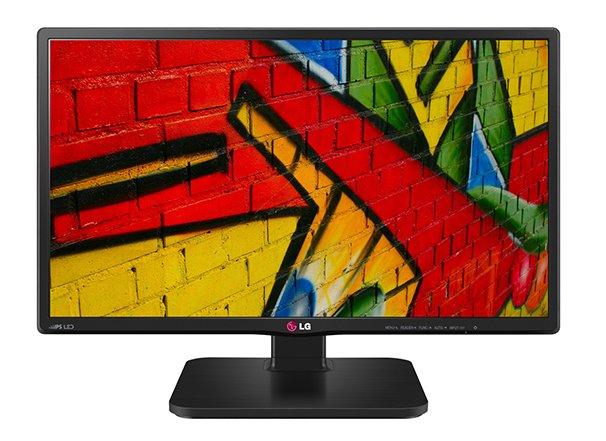 LG 24MB56HQ-B - LED-Monitor - 60.45 cm ( 23.8 )