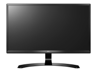 24UD58-B 23.8Zoll 4K Ultra HD IPS Matt Schwarz Flach Computerbildschirm LED display