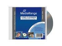MEDIARANGE CD/DVD-Linsenreinigungs-Kit