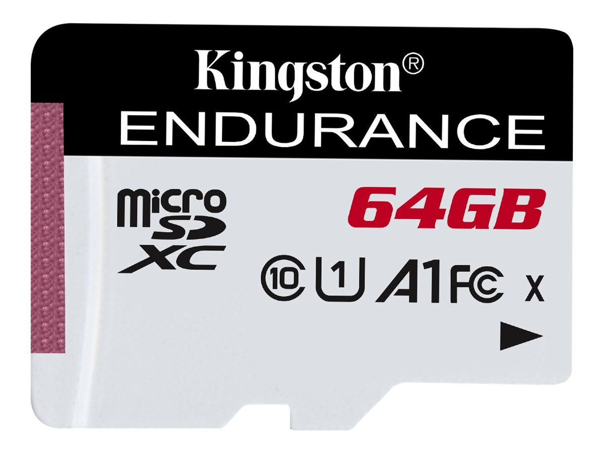 Kingston High Endurance - Flash-Speicherkarte
