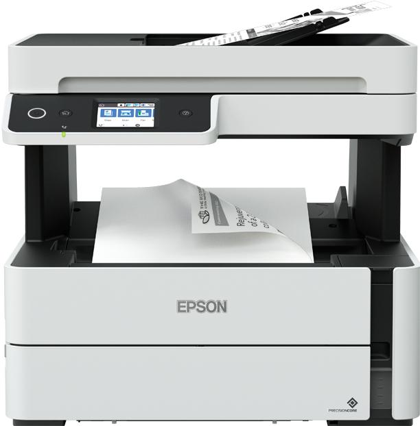 Epson EcoTank EcoTank ET-M3170 - Tintenstrahl - Monodruck - 1200 x 2400 DPI - Monokopie - A4 - Schwarz - Weiß