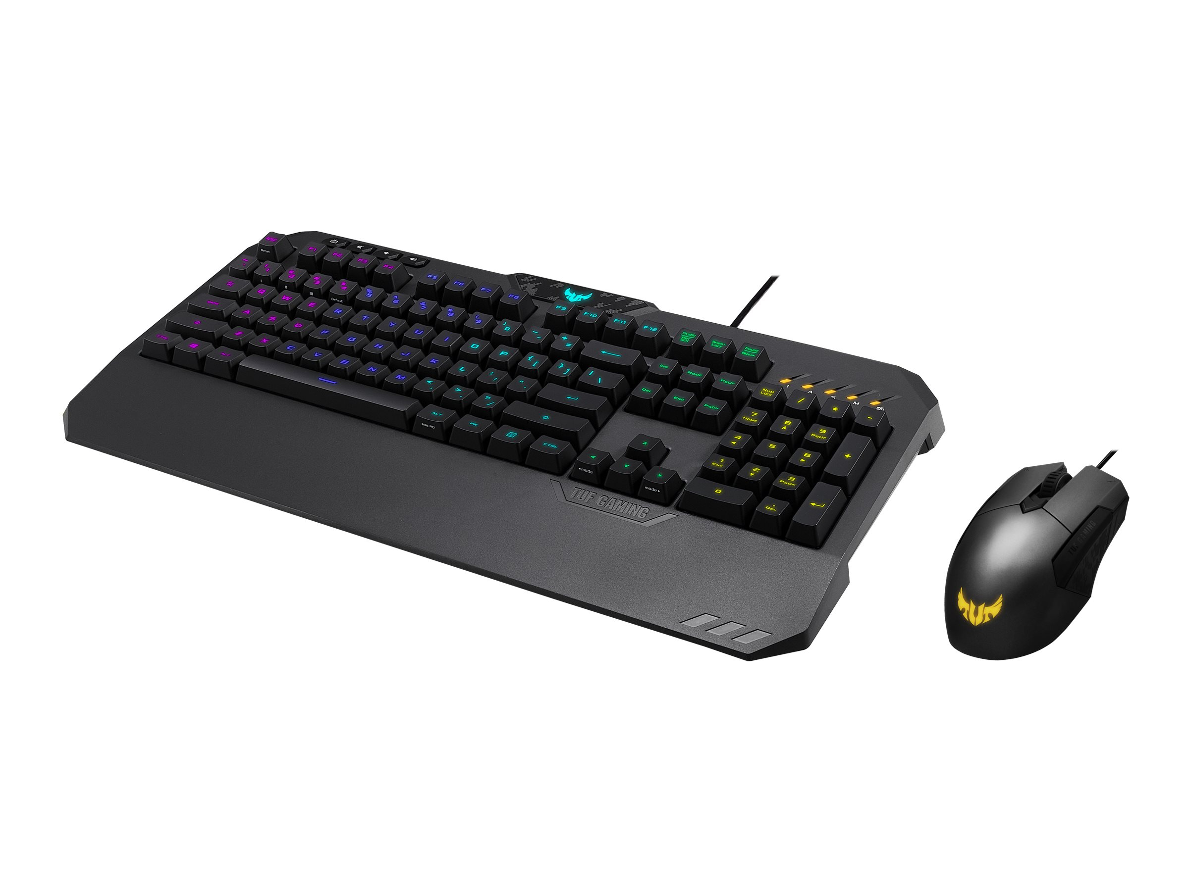 ASUS TUF Gaming Combo - Tastatur-und-Maus-Set