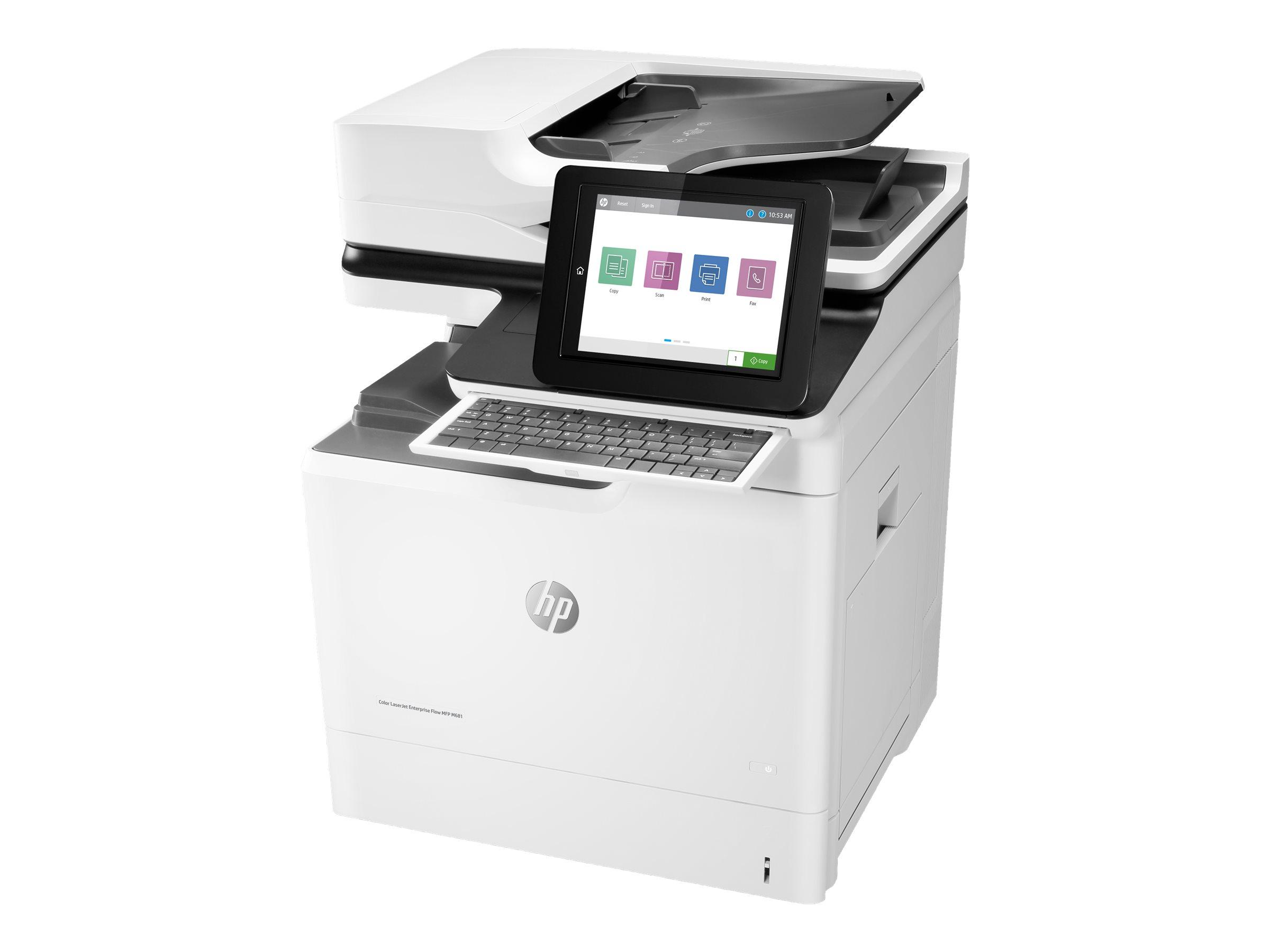 HP LaserJet Enterprise MFP M681f