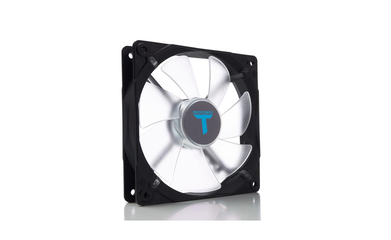 RIOTORO FW120 Computer case Fan 12 cm 1500 RPM 26.5 dB 47 cfm
