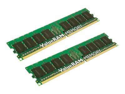ValueRAM - DDR2 - 4 GB: 2 x 2 GB - DIMM 240-PIN