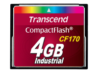 CF170 Industrial - Flash-Speicherkarte - 4 GB