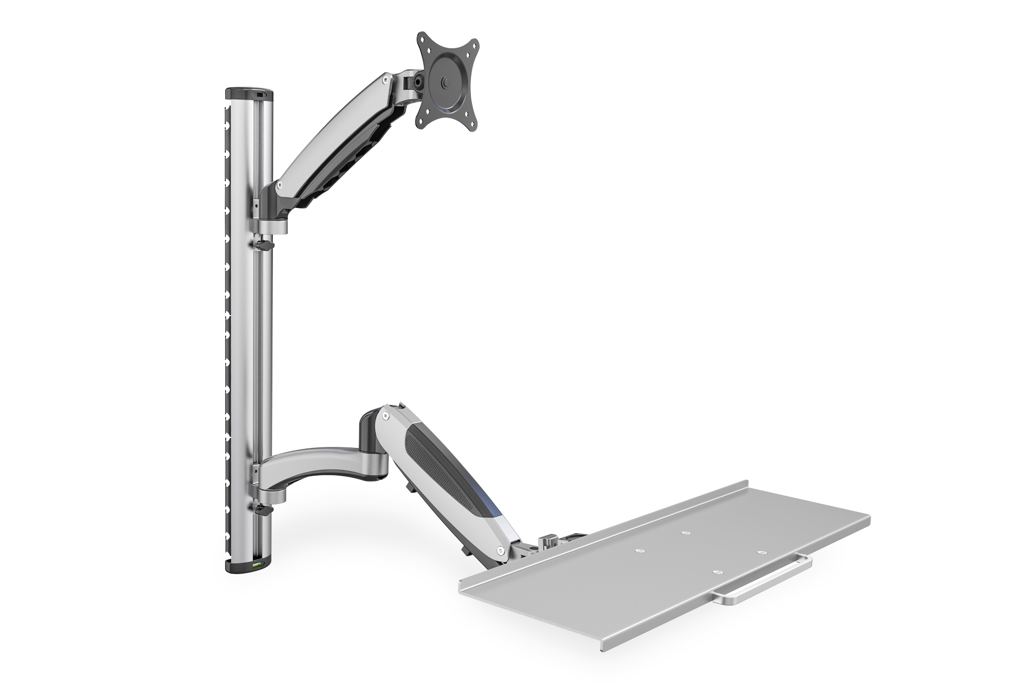 DIGITUS Flexible wall mount for workspaces