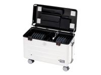 PARAPROJECT Case N16 - Wagen (nur Laden) für 16 Tablets / 1 Notebook - verriegelbar