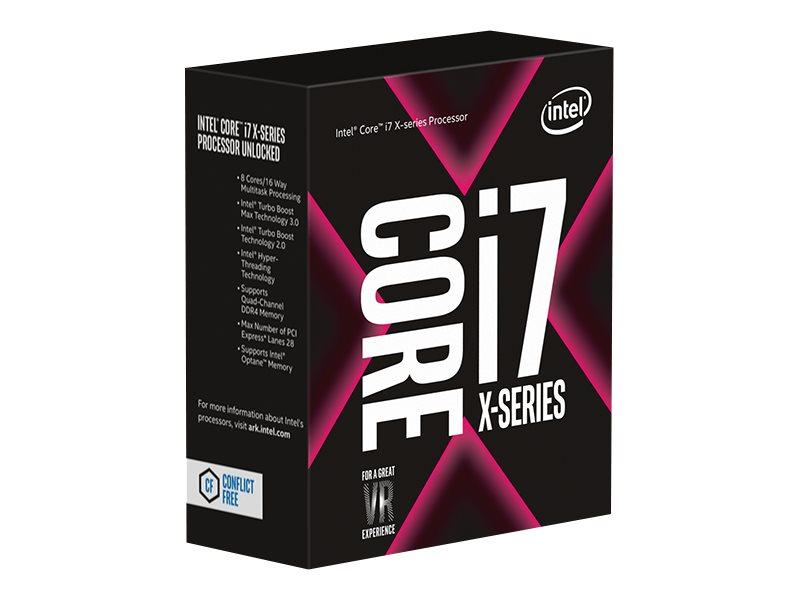 Intel Core i7 7740X X-series - 4.3 GHz