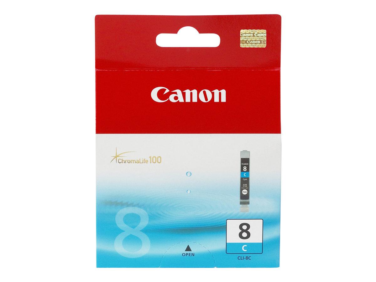 Canon CLI-8C - 13 ml - Cyan - Original - Tintenbehälter