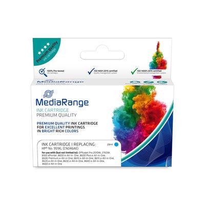 MEDIARANGE MRHP951CXL - Compatible - Cyan - HP - 1 Stück(e) - CN046AE