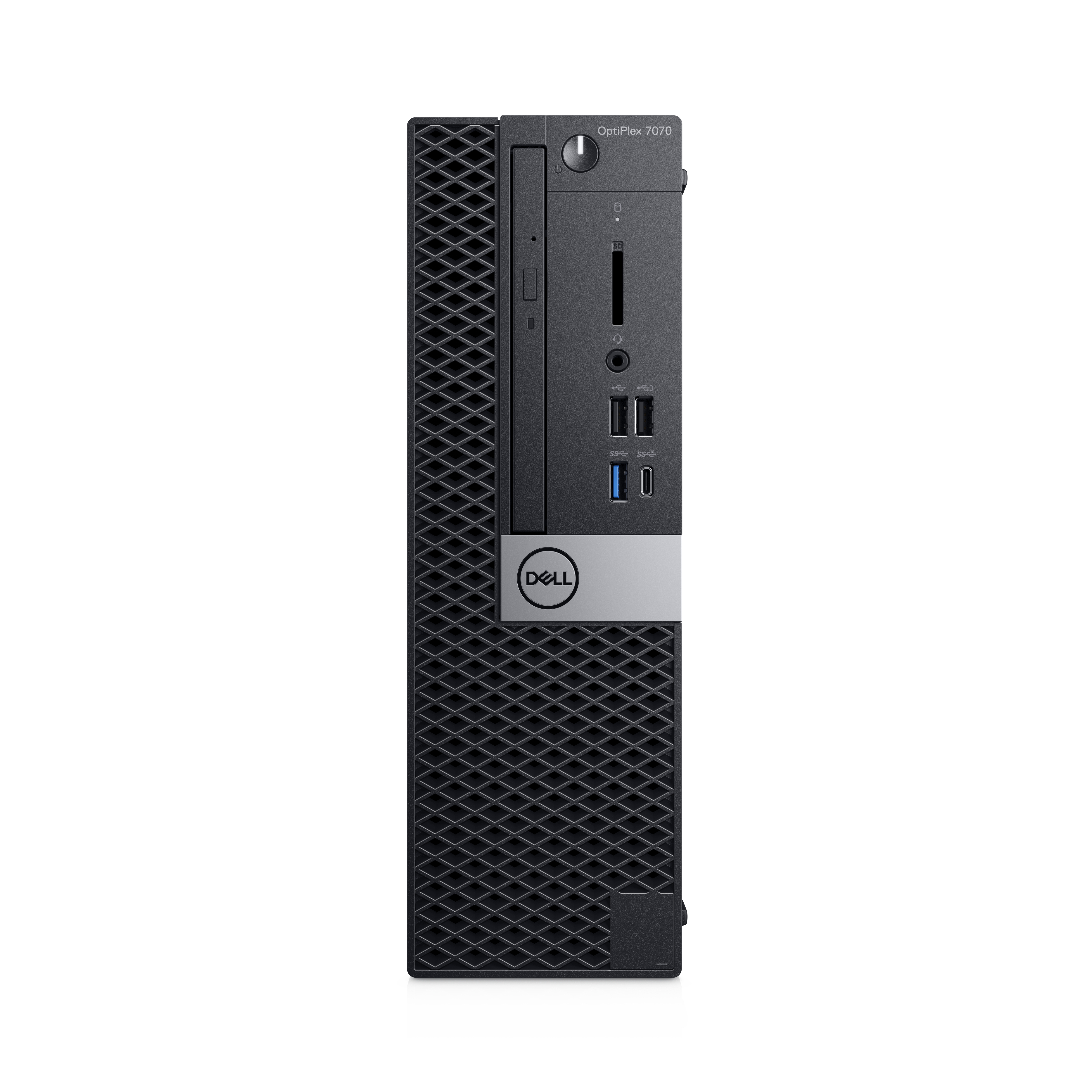 Dell OptiPlex 7070 SFF - Komplettsystem - Core i5 3 GHz - RAM: 8 GB DDR4, SDRAM - HDD: 256 GB - UHD Graphics 600