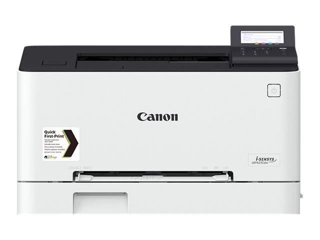 Canon i-SENSYS LBP623Cdw - Drucker - Farbe - Duplex - Laser - A4/Legal - 1200 x 1200 dpi - bis zu 21 Seiten/Min. (einfarbig)/