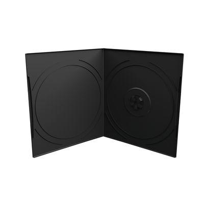 MEDIARANGE BOX10 - DVD-Hülle - 1 Disks - Schwarz - Kunststoff - 120 mm - 125 mm