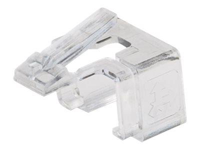 Intellinet RJ45 Repair Clip, For RJ45 modular plug, Transparent, 50 pack - Netzwerkanschluss Reparatur-Clip - durchsichtig (Packung mit 50)