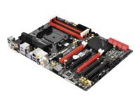Fatal1ty FM2A88X+ Killer AMD A88X Socket FM2+ ATX Motherboard