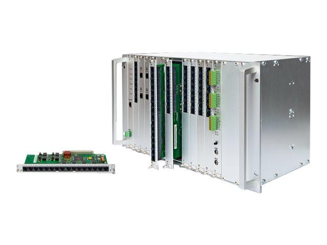 Auerswald COMmander 6000RX - Hybrid PBX - 6U