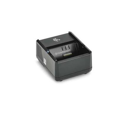 Zebra Batterieladegerät - Europa - für ZQ500 Series ZQ510, ZQ520