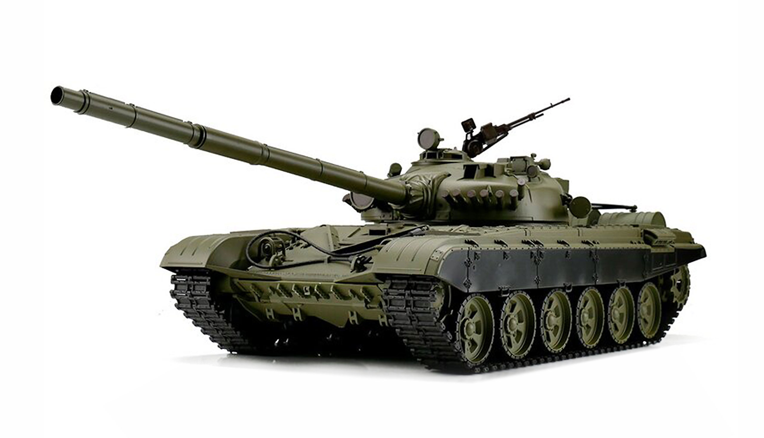 Vorschau: Amewi T-72 - Funkgesteuerter (RC) Panzer - Elektromotor - 1:16 - Betriebsbereit (RTR) - Junge - 14 Jahr(e)