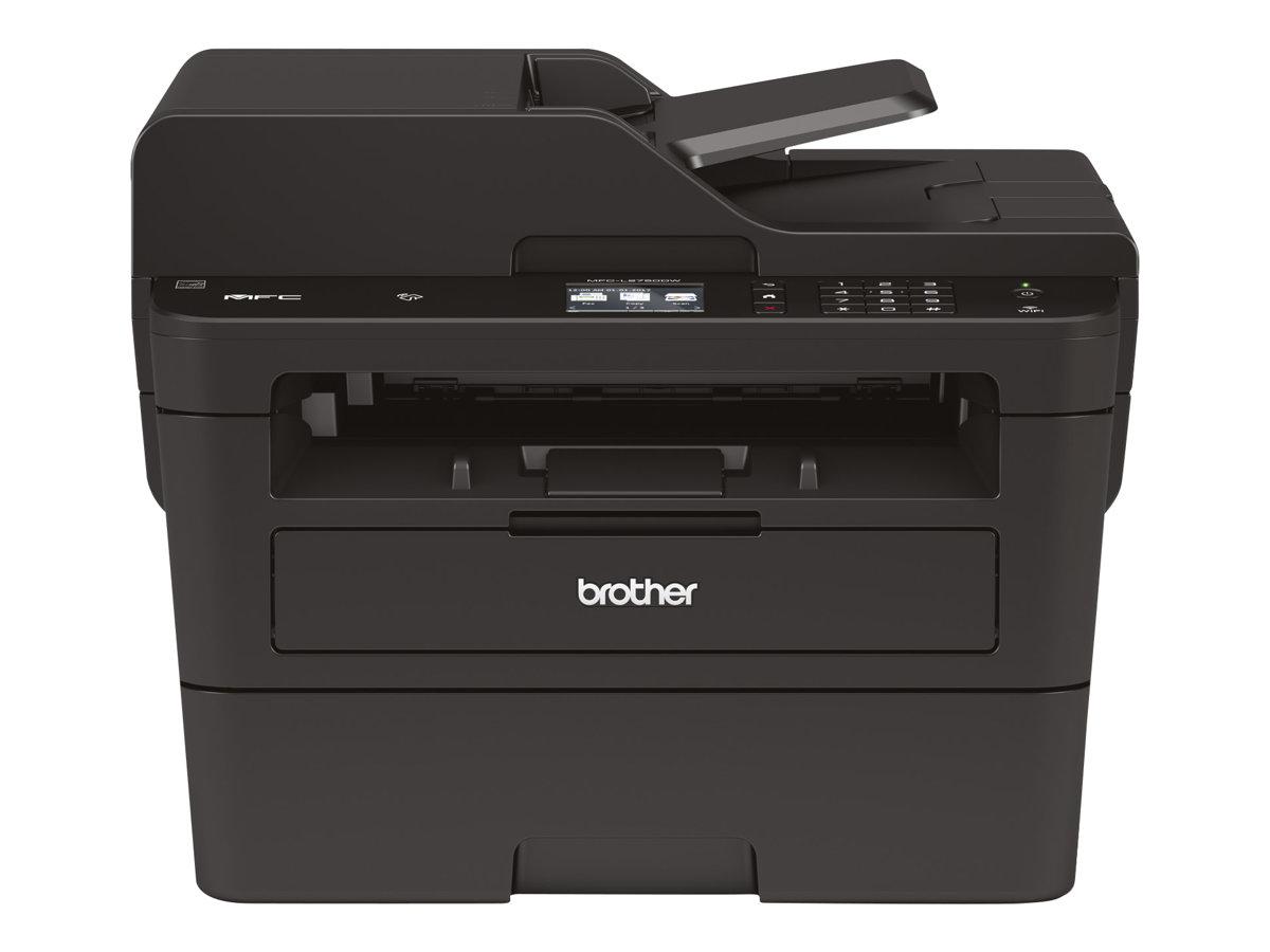 Brother MFC-L2750DW - Multifunktionsdrucker - s/w - Laser - Legal (216 x 356 mm)