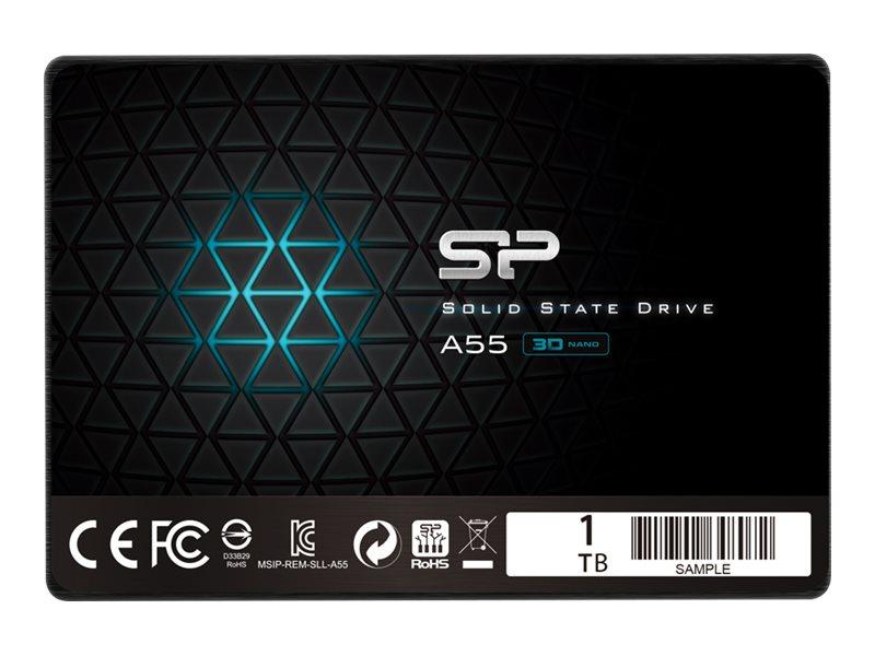 """Silicon Power Ace A55 - 1 TB SSD - intern - 2.5"""" (6.4 cm)"""