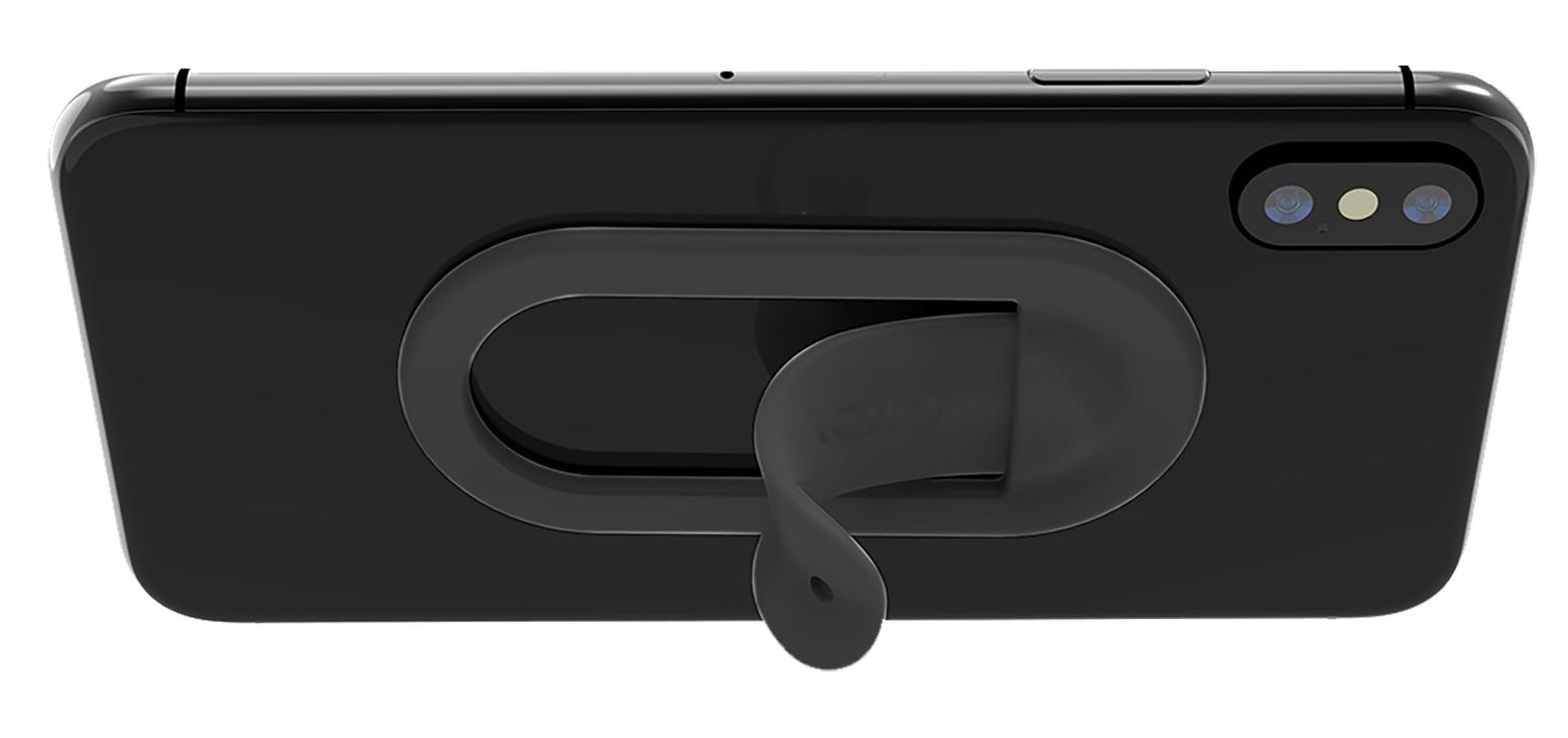 Olympia IOIO Multifunktions-Handyhalter H 401 schwarz