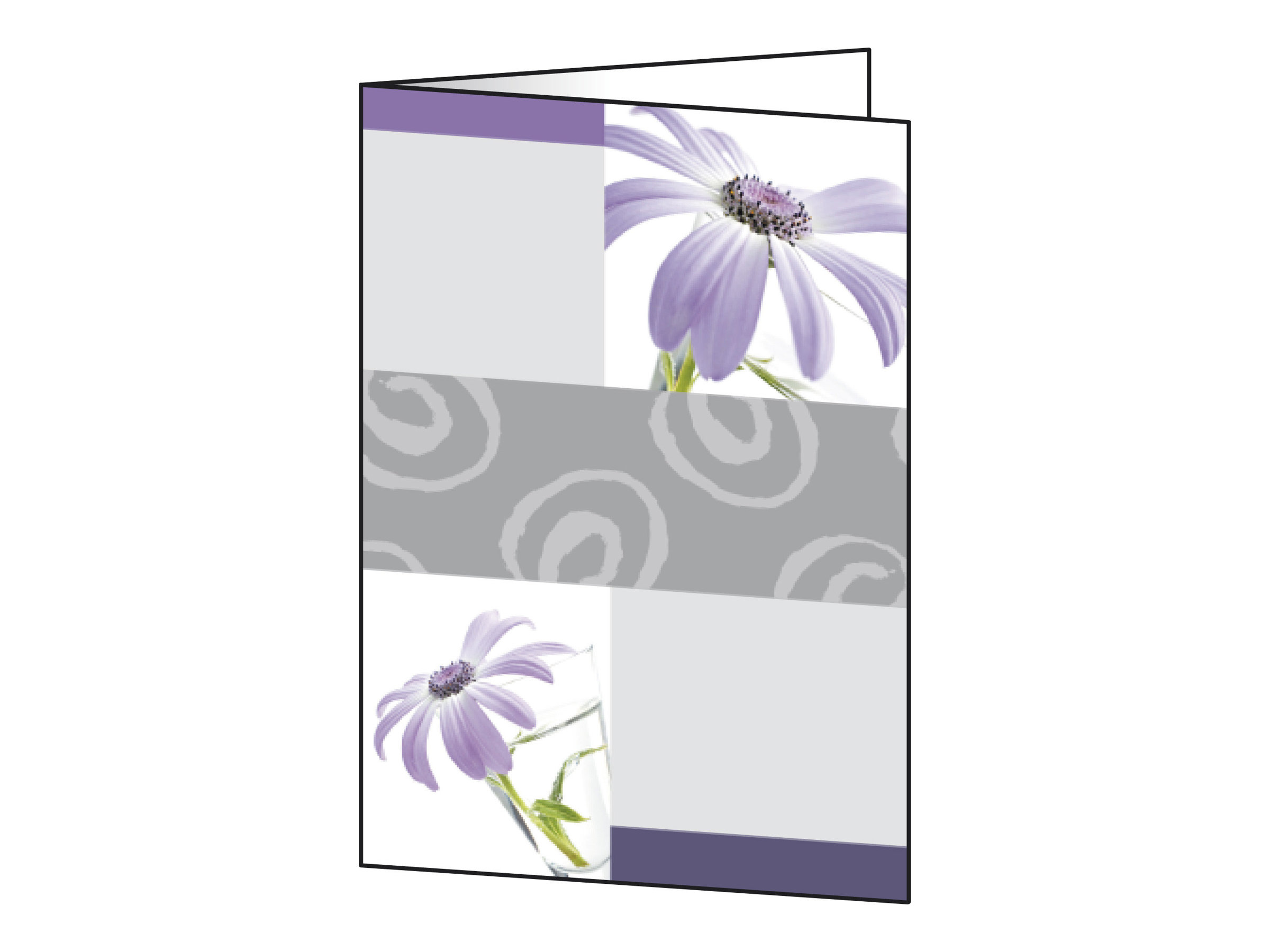 Sigel Motif Card Emotion - Glänzend - A6 (105 x 148 mm)