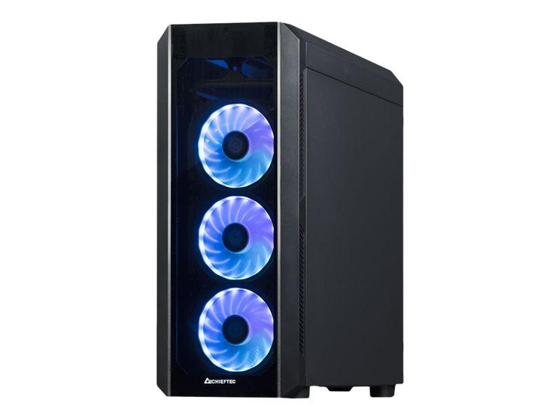 Chieftec Gamer Series SCORPION 3 - Tower - ATX - ohne Netzteil (ATX)