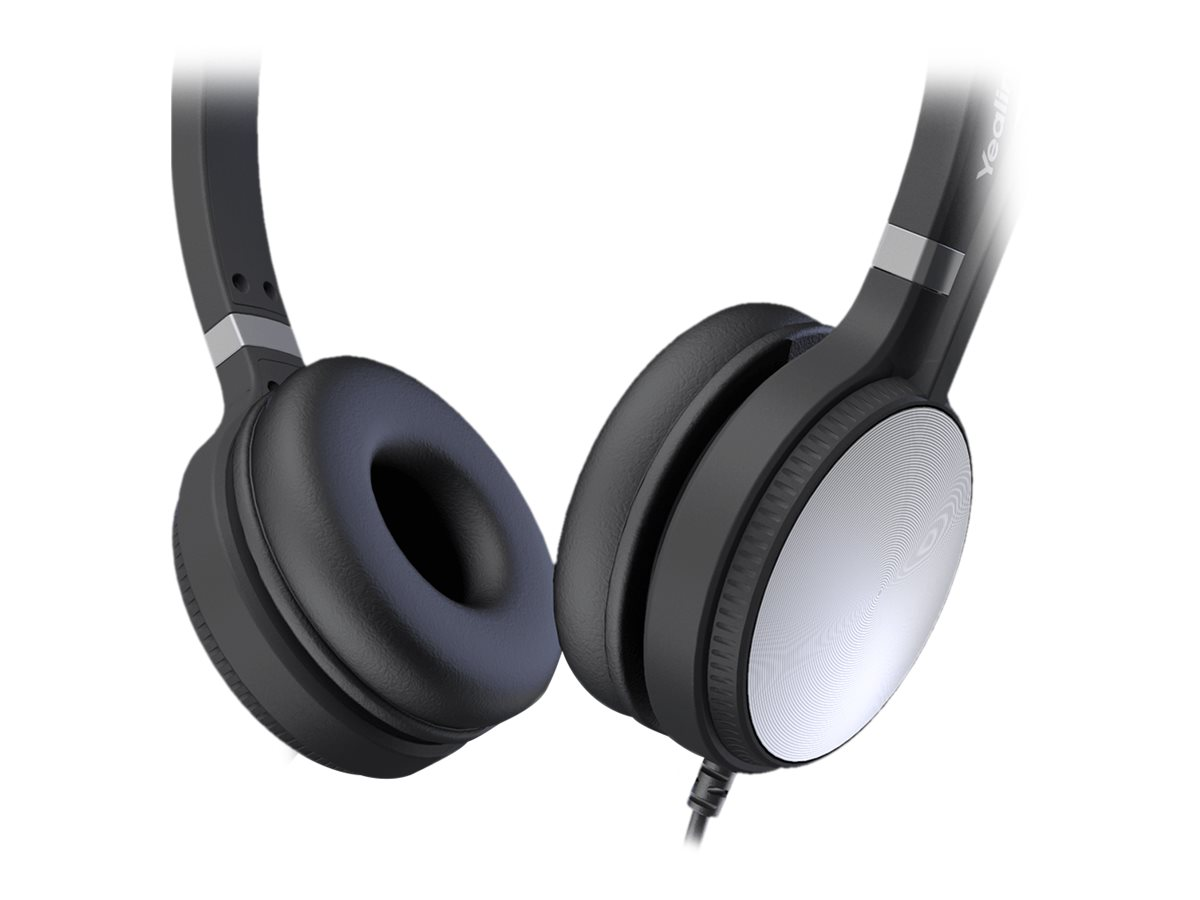 Yealink UH36 Dual - Teams Edition - Headset - On-Ear