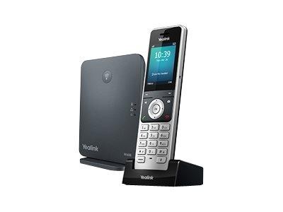 Yealink W60P - Schnurloses VoIP-Telefon - IP-DECTGAP