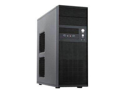 Chieftec Mesh Series CQ-01B-U3 - Tower - ATX