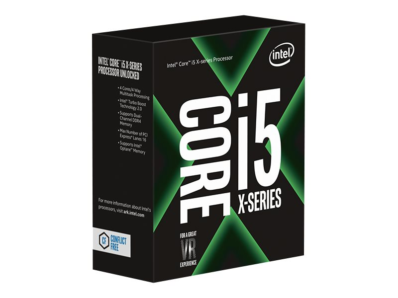Intel Core i5 7640X X-series - 4 GHz