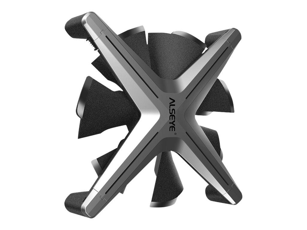 Inter-Tech ALSEYE X12 - Gehäuselüfter - 120 mm