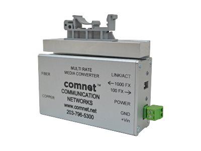 ComNet DINBKT4 - DIN-Schienenmontageadapter