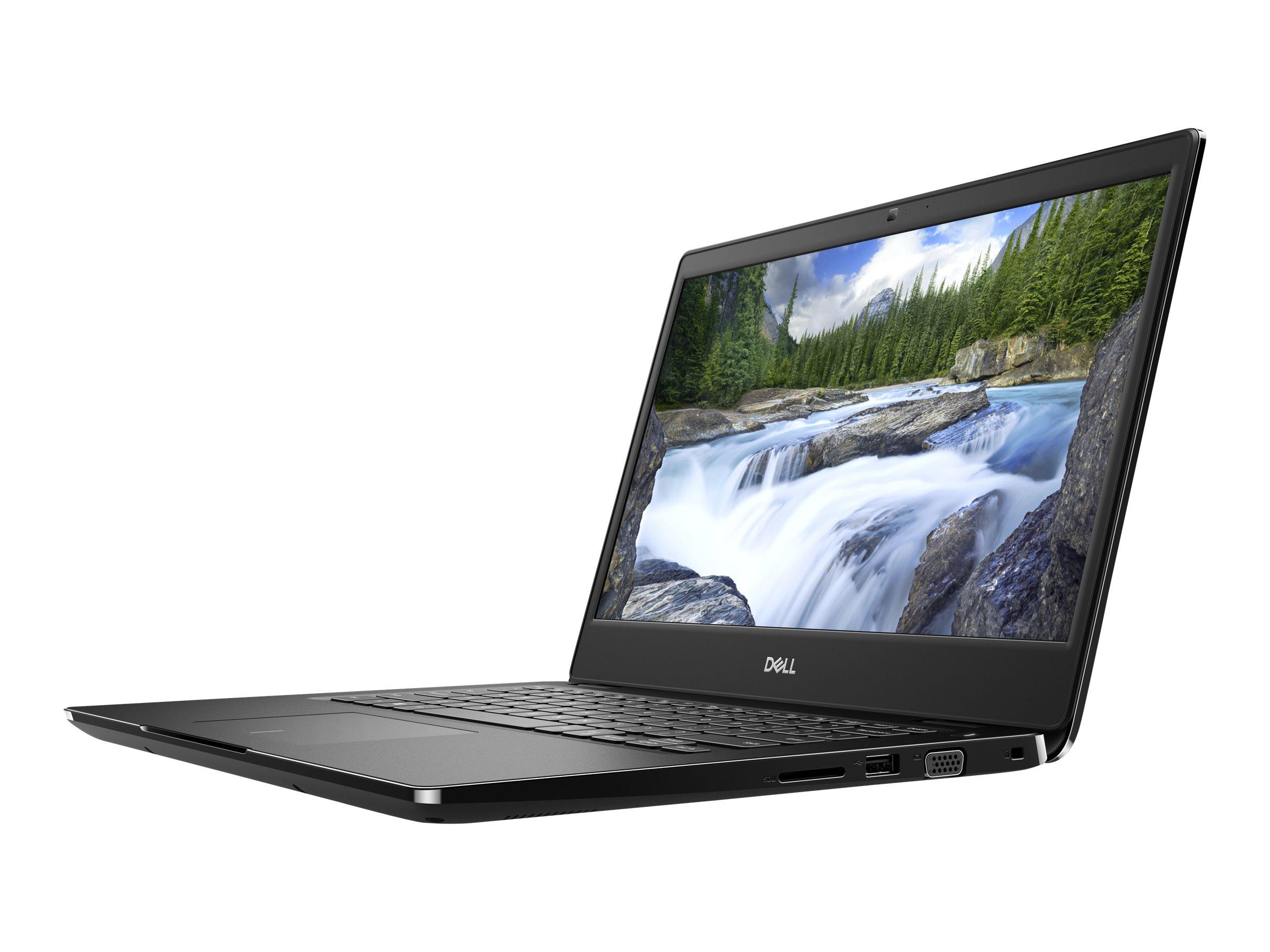 "Dell Latitude 3400 - Core i3 8145U / 2.1 GHz - Win 10 Pro 64-Bit - 8 GB RAM - 256 GB SSD NVMe, Class 35 - 35.6 cm (14"")"