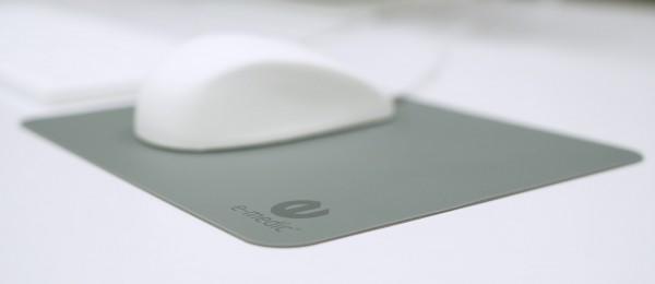 Baaske e-medic - Grau - Einfarbig - Silikon - Anti-Rutsch-Basis