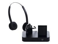 Pro 9460 Duo Binaural Schwarz Headset