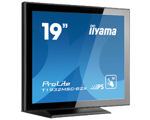 Iiyama ProLite T1932MSC-1 - LCD-Monitor - 48.3cm/19