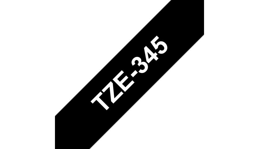 Brother TZe345 Etiketten / Beschriftungsbänder
