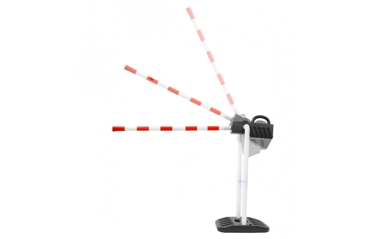 JAMARA Verkehrsschranke Grand - 3 Jahr(e) - Jamara - Schwarz - Rot - Weiß - Junge/Mädchen - 840 mm - 670 mm